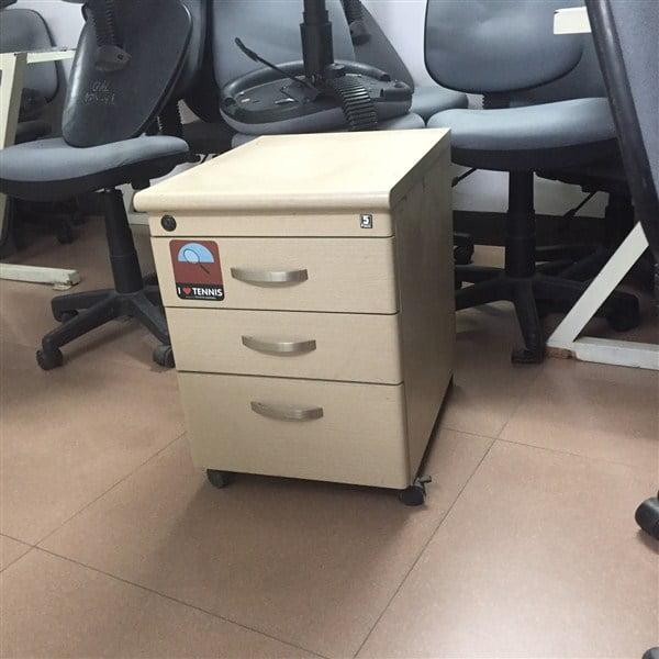 Lợi ích của hộc tủ di động trong văn phòng hiện đại