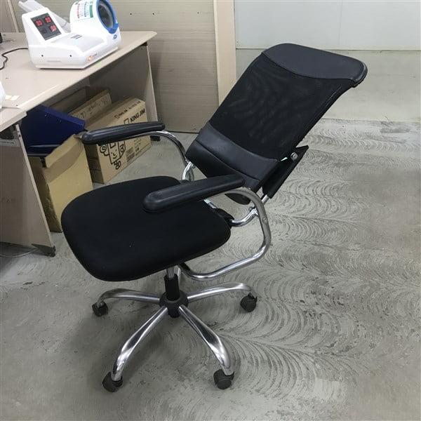 Mẫu ghế văn phòng ngả lưng dạng dưới thường dùng cho lãnh đạo