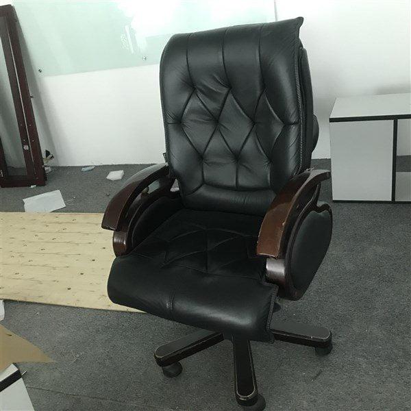 Mẫu ghế văn phòng ngả lưng dành cho giám đốc