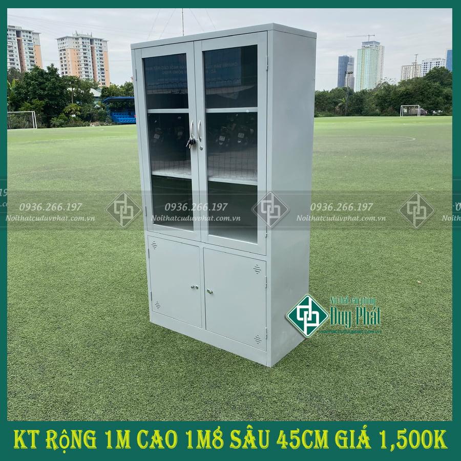 Thanh lý tủ văn phòng Thái Nguyên đẹp - Giá rẻ - Chất lượng