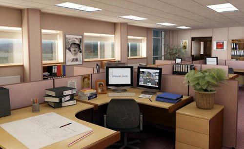 Thiết kế nội thất văn phòng Đẹp và Hiện đại