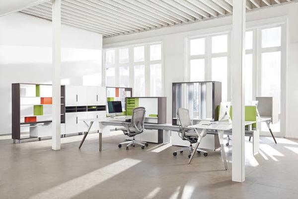 Thiết kế văn phòng cao cấp Đẹp - Mới Lạ - Độc tăng năng suất làm việc