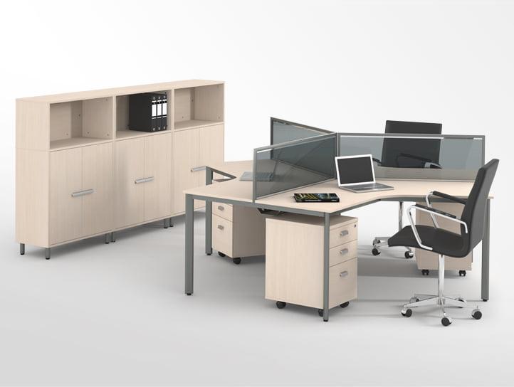 Một số mẫu sản phẩm nội thất văn phòng Ba Đình hiện đại