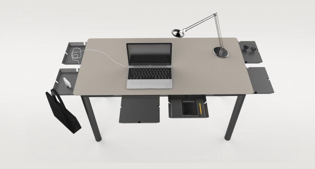 Những mẫu nội thất văn phòng Bắc Từ Liêm hiện đại