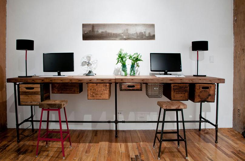 Phong thủy bàn làm việc | Cách bố trí bàn làm việc giúp công việc thăng tiến