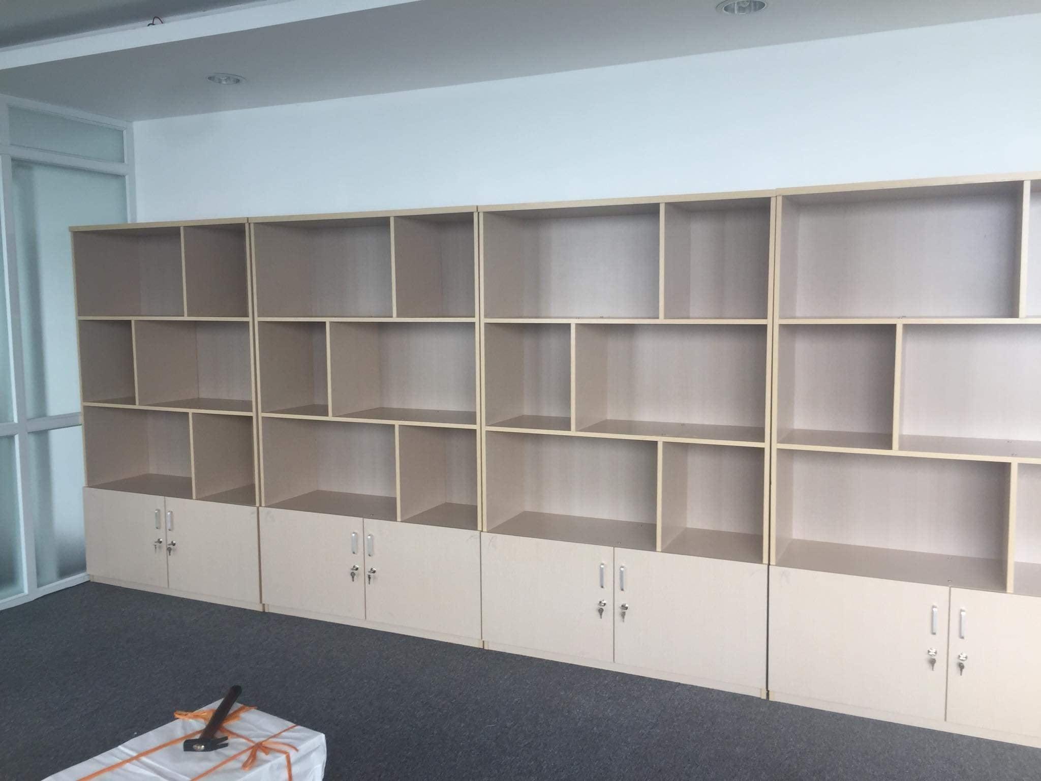Cách sắp xếp tủ hồ sơ văn phòng khoa học để dễ tìm kiếm