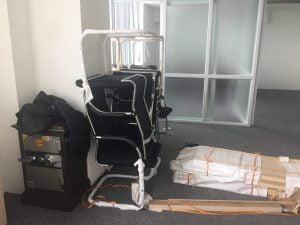 Thanh lý bàn ghế văn phòng tại Hoàn Kiếm giá rẻ chất lượng tốt nhất