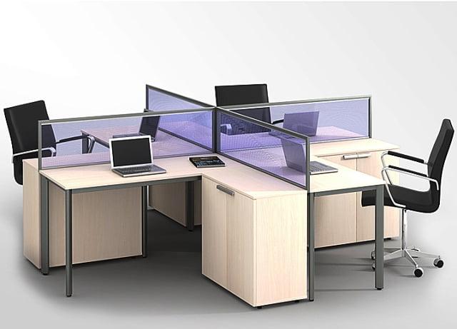 3 Ưu điểm của Module bàn làm việc khiến nhiều doanh nghiệp chọn