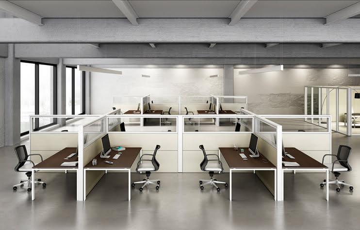 Một số mẫu nội thất văn phòng Mỹ Đình thiết kế hiện đại
