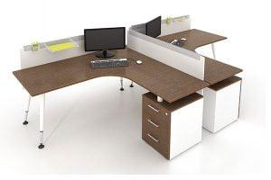 Một số sản phẩm nội thất văn phòng Mê Linh thiết kế hiện đại
