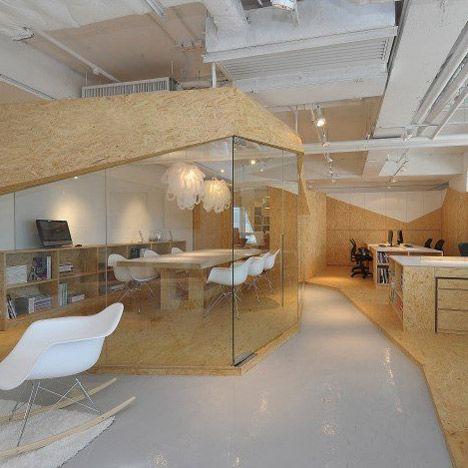 Thiết kế nội thất văn phòng mở chuyên nghiệp