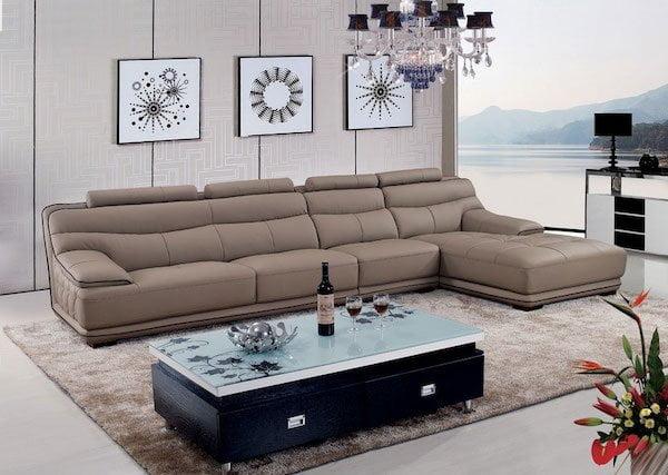 Ghế sofa cho phòng khách rộng chọn như thế ? | Bạn đã biết chưa