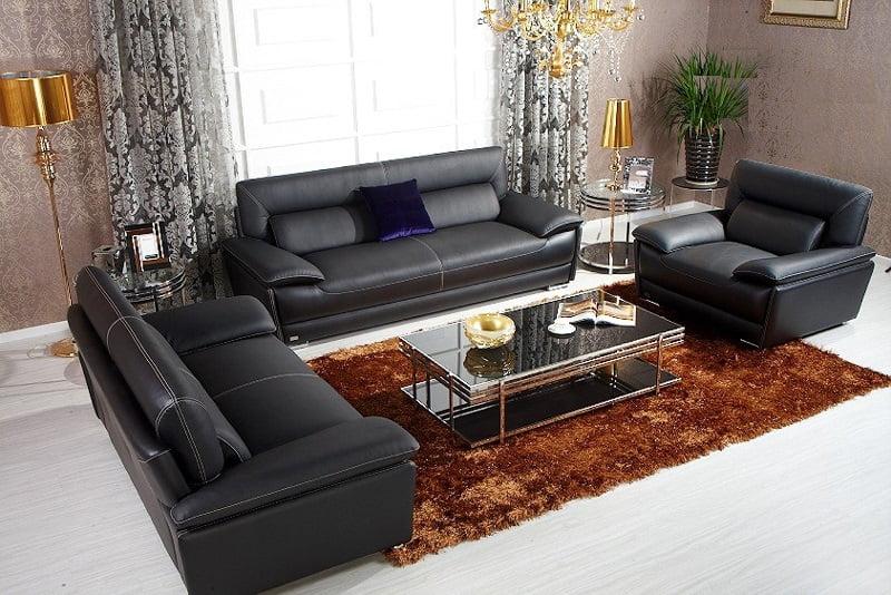 Ghế sofa cho phòng khách rộng chọn như thế ?   Bạn đã biết chưa