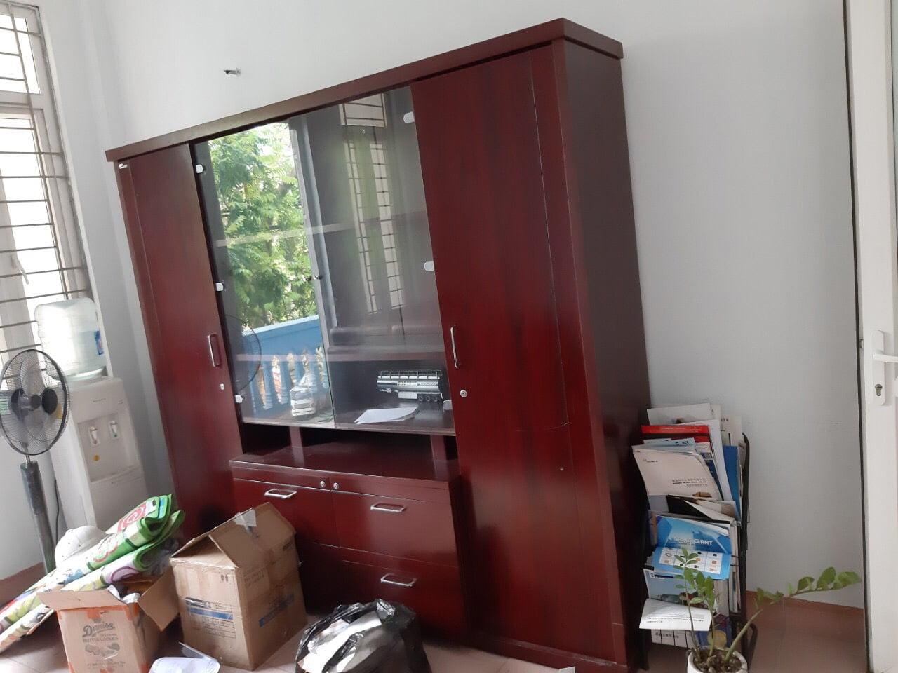 Thanh lý tủ văn phòng Long Biên giá rẻ nhất