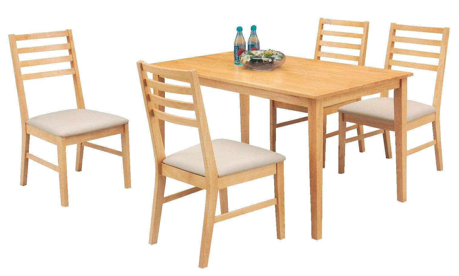 Địa chỉ cung cấp bộ bàn ăn gỗ cao su Giá Rẻ - Chất lượng tốt