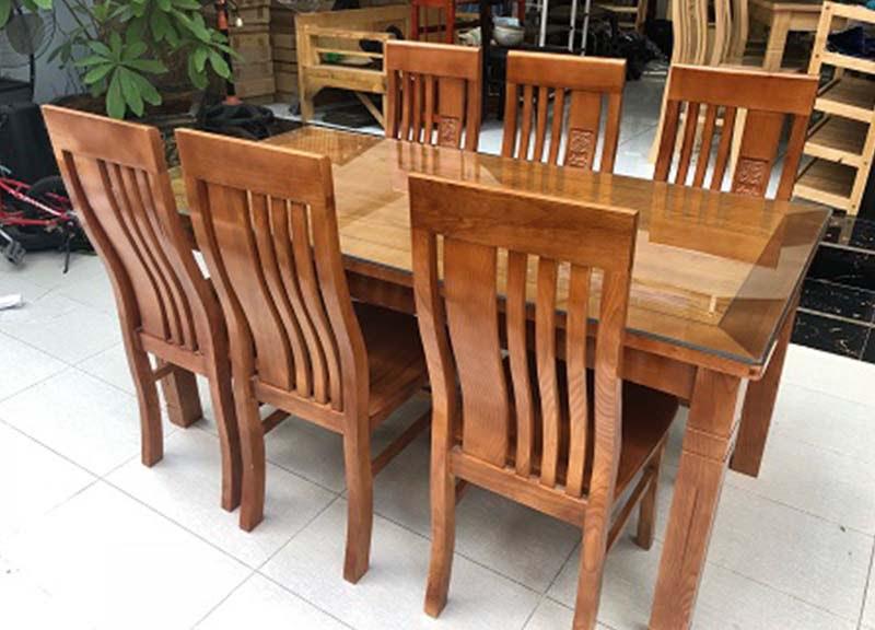 Cách lựa chọn bộ bàn ăn 6 ghế hiện đại lại hợp túi tiền