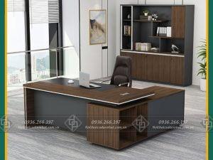 Thanh lý bàn ghế giám đốc Long Biên giá rẻ, mẫu mã mới nhất