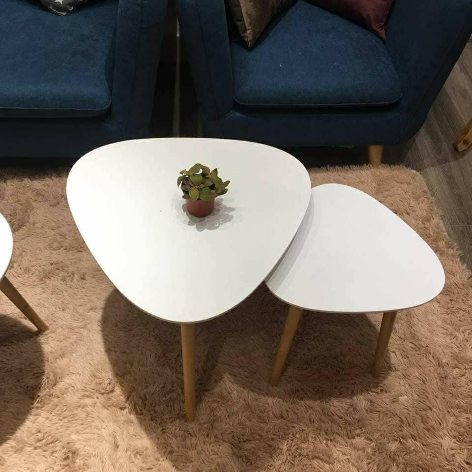 TOP 3 mẫu bàn sofa đôi Đẹp - Gây ấn tượng ngay cái nhìn đầu tiên