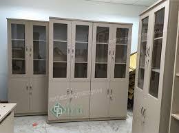 Thanh lý tủ văn phòng Đống Đa bằng gỗ