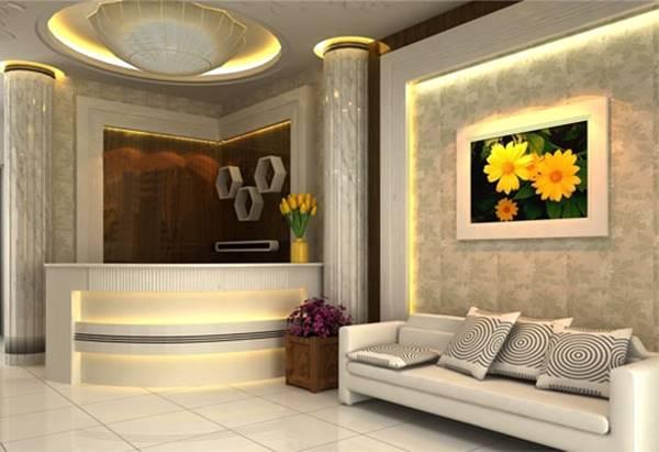 TOP 9+ Mẫu quầy lễ tân nhà nghỉ HÚT tài lộc hấp dẫn khách